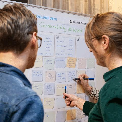 Brainstorm-canvas