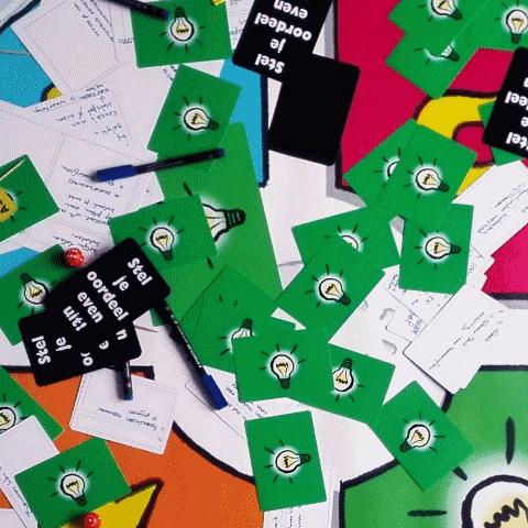 Brainstorm-cards